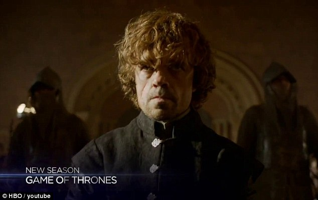 The Imp: Peter Dinklage returns as Tyrion Lannister, who is seen shackled and flanked by soldiers