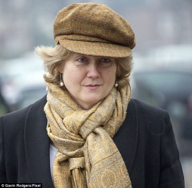 Prosecution: Jane Carpenter told the jury that the Grillo sisters had embarked on a 'greedy and fraudulent free-for-all' during her closing speech at Isleworth Crown Court