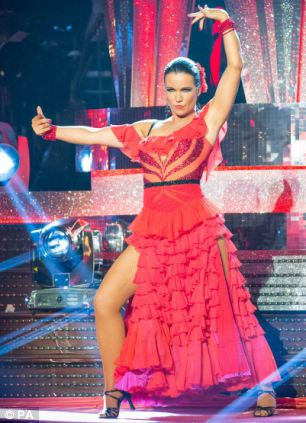 Star: BBC Breakfast presenter Susanna Reid has impressed viewers on this year's series of Strictly Come Dancing