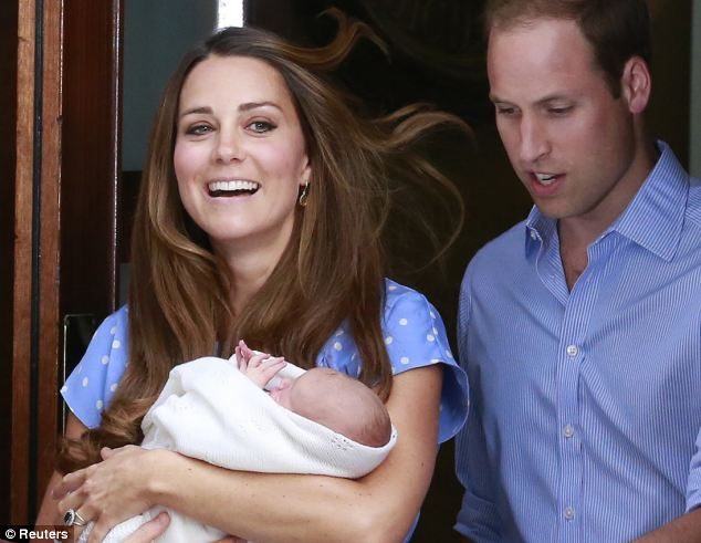 Aides say it is strongly 'anticipated' that their young son, who was born in July this year, will accompany them
