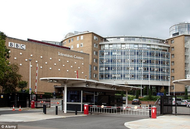 Spying: Staff in the BBC Investigations Service have snooped on email accounts to probe alleged criminal activity including fraud, theft, bribery and harassment. BBC Television Centre in West London is pictured