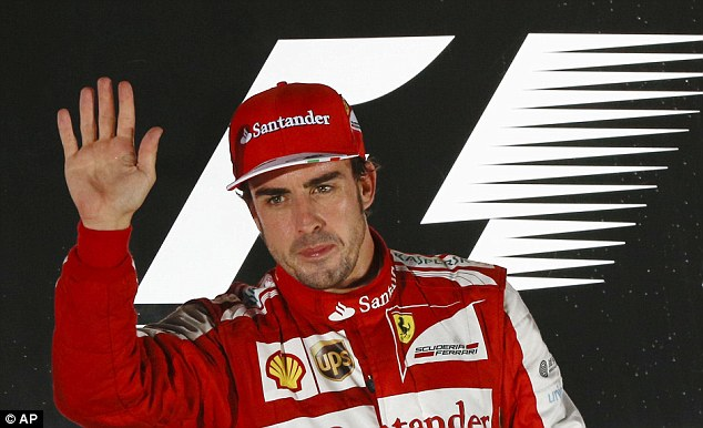 Wanted: Ferrari president Luca di Montezemolo says driver Fernando Alonso's the best he's had for the brand