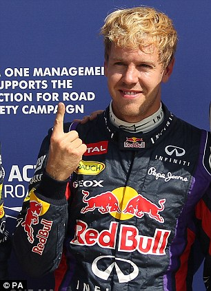 Next best: After Alonso, Vettel is among Di Montezemolo top F1 drivers on the circuit