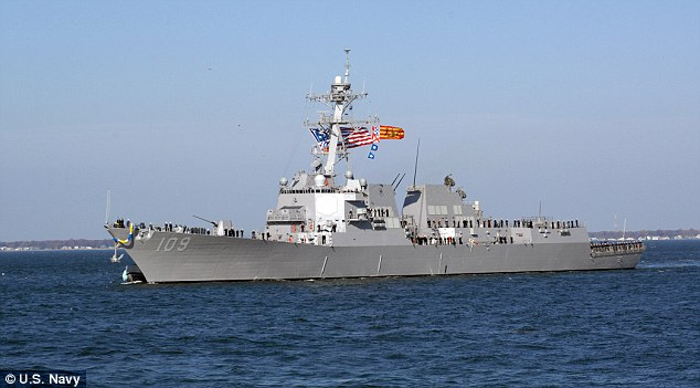 USS Jason Dunham: The guided-missile destroyer is based at Naval Station Norfolk in Norfolk, Virginia
