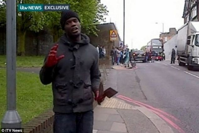 Michael Adebolajo, murderer of Fusilier Lee Rigby were among the large number of British criminals sent mad by cannabis, says Peter Hitchens