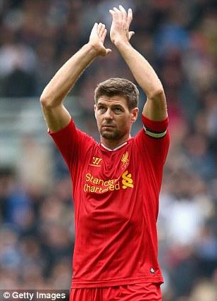 Jordan Henderson is living up to his billing as the next Steven Gerrard