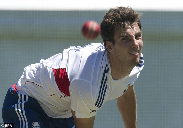 Back into the attack? Steven Finn can take inspiration for Mitchell Johnson after he turned his form around