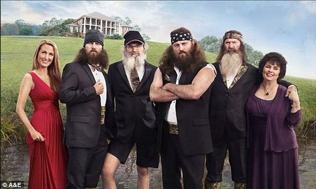 Bowing to pressure? A&E is set to rake in mountains of ad revenue as the network decides to air 11-hour Duck Dynasty marathon in spite of star Phil Robertson's anti-gay tirade