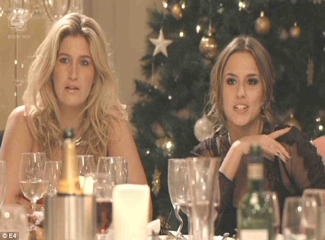What did she say? Lucy could not believe that Victoria had insulted Cheska