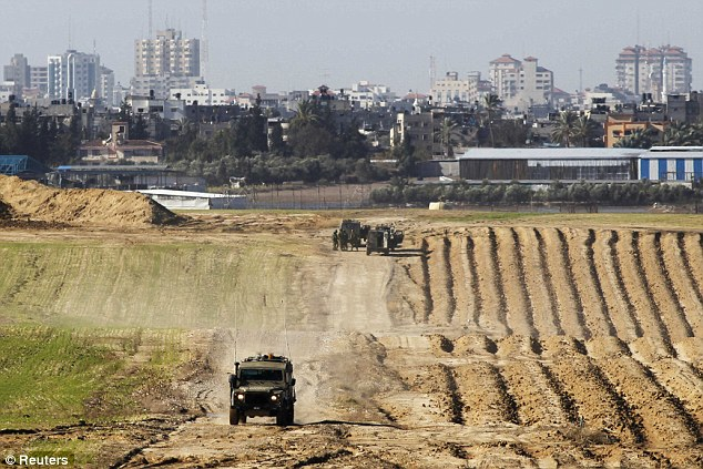 The man was the first Israeli killed on the Gaza frontier in more than a year