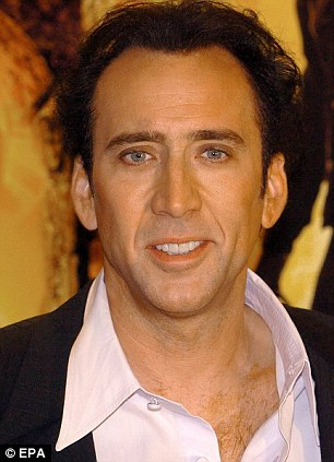 Nicholas Cage bought a property in The Circus for around £4million in 2007 for weekend entertaining