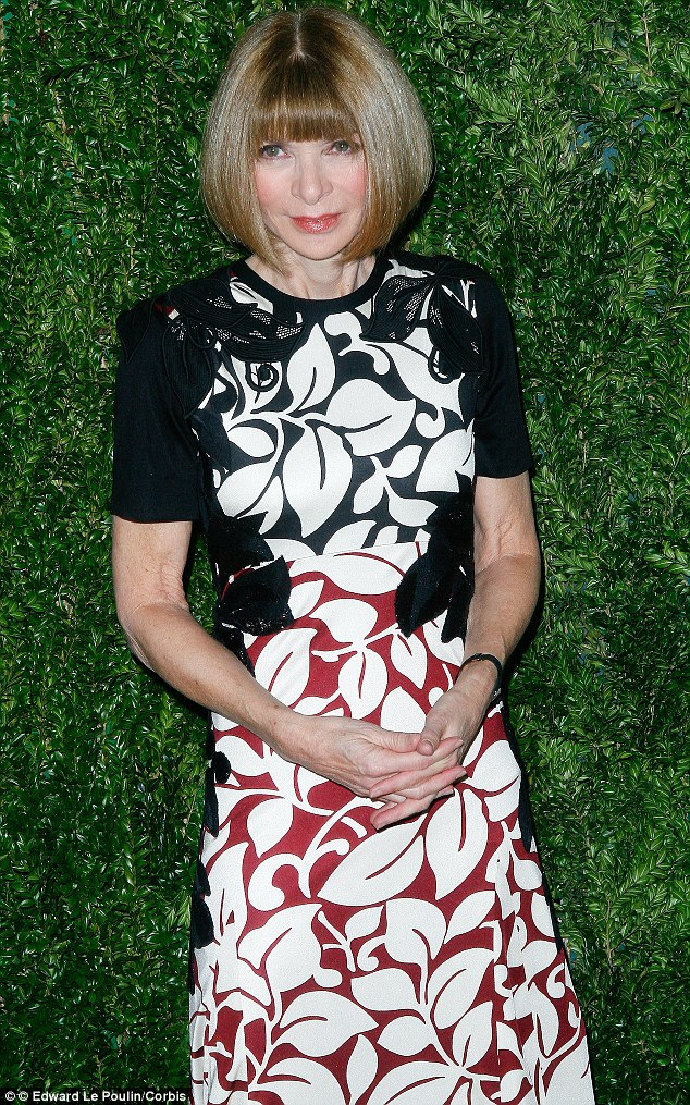 Anna Wintour has built her reputation on precision on taste, so the fact she threw out her Christmas tree before Christmas should not come as a surprise to many
