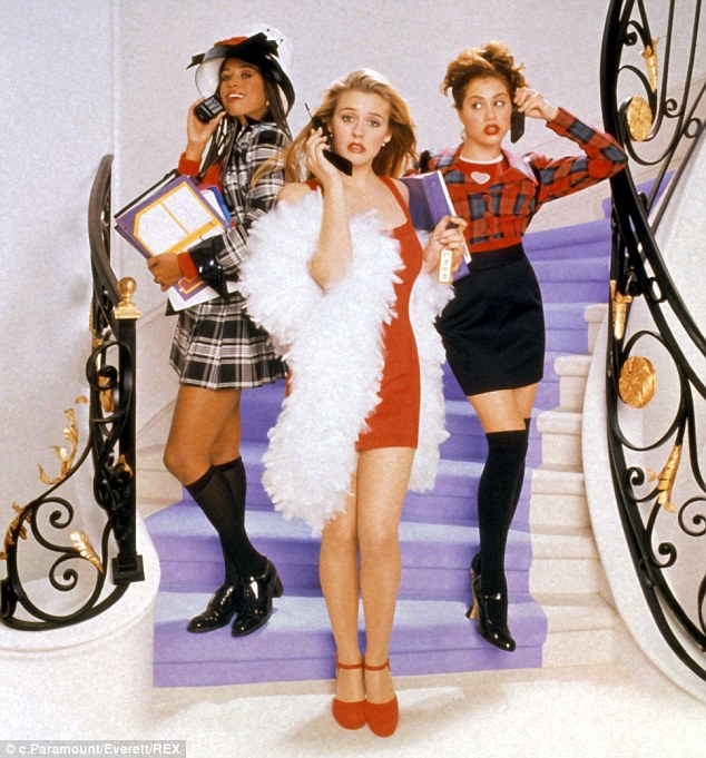 Fashionista: Alicia's most famous role to date is as fashion-conscious Cher in 1995's Clueless