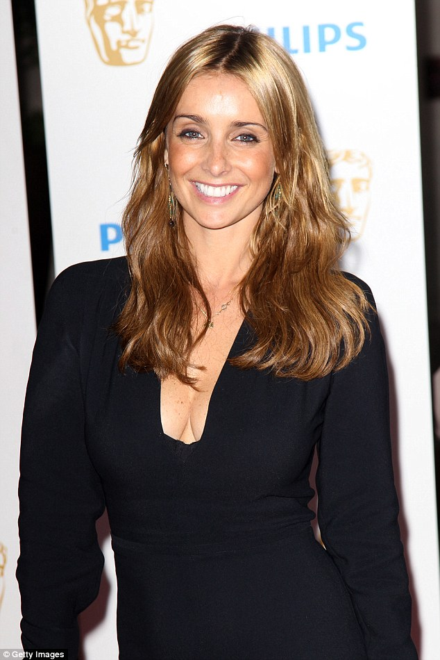 It's a no: Former Eternal member Louise Redknapp won't be joining this series of the hit ITV show