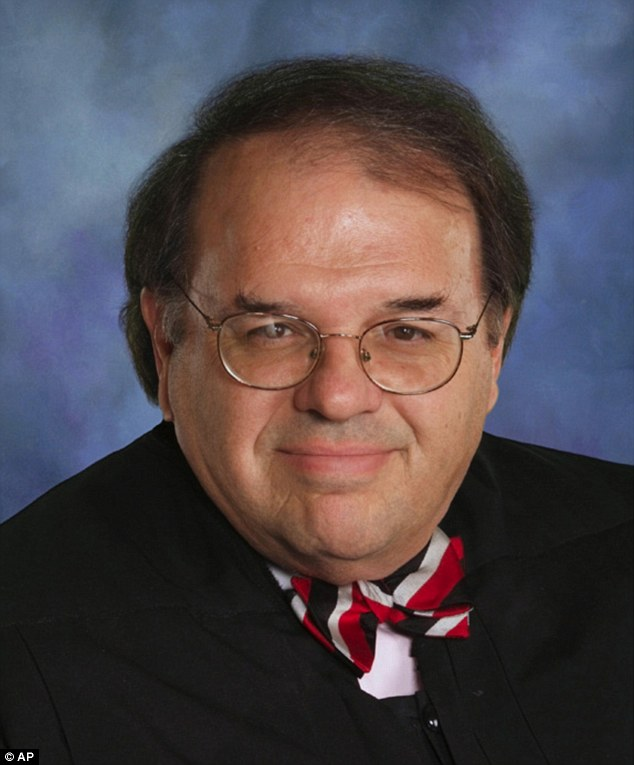 Different opinion: U.S. District Court Judge Richard Leon granted a preliminary injunction earlier this month against the collecting of phone records of two men