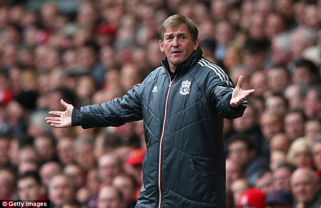 Huge improvement: Liverpool have stepped up a gear after the season in which Rodgers replaced King Kenny