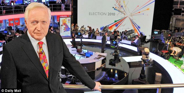 On Election night in 2010, Dimbleby put in an 18-hour shift ¿ one of the longest in TV history ¿ triggering questions about whether he could take the strain