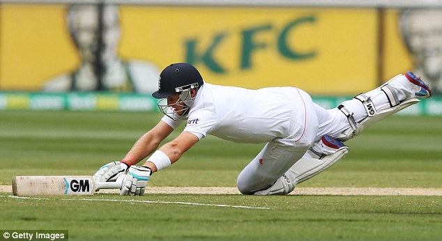 Changes! Joe Root has been moved up and down the order but his long-term home is at the top
