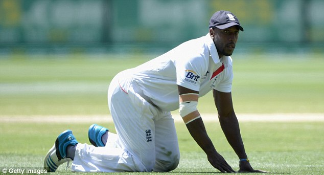 Up to it? Some have labelled Michael Carberry and others as not good enough for Test match cricket