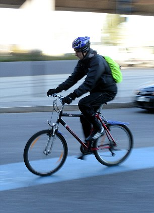 The developers say they want to create a world-class network of safe, car-free cycle routes