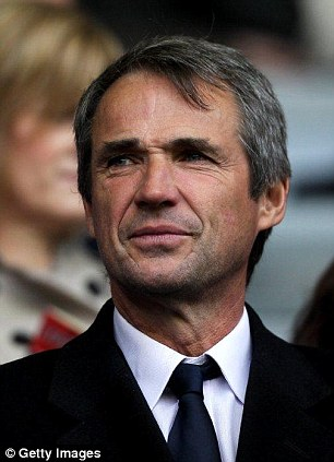 Red legends: Graeme Souness (left) and Alan Hansen are two other high-profile ex-Liverpool pundits
