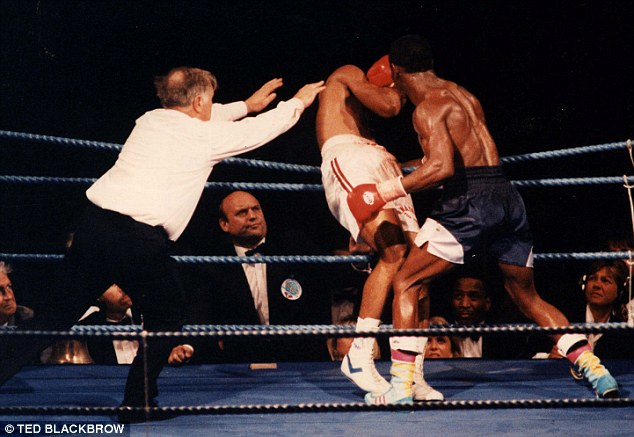 Warning: Boxing has since overhauled its medical procedures after Watson was not given oxygen immediatley