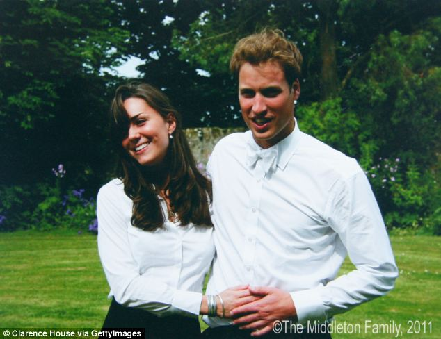 Academic record: The Duke started at St Andrews studying Art History before switching to Geography for his BA, during a period where he met his future wife