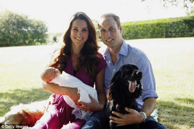 Looking forward: William is said to be excited about the bespoke ten-week course but will be commuting from home for the majority of the course