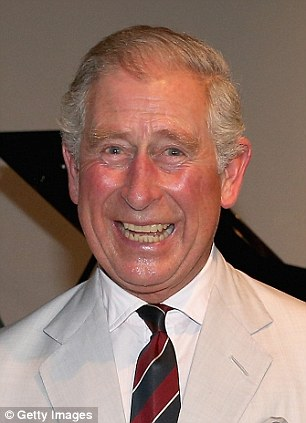 Parental advice: Prince Charles?