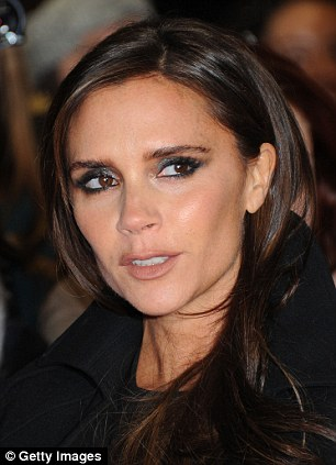 Pull the udder one! Does Victoria Beckham really reckon everyone thinks she's a cow?