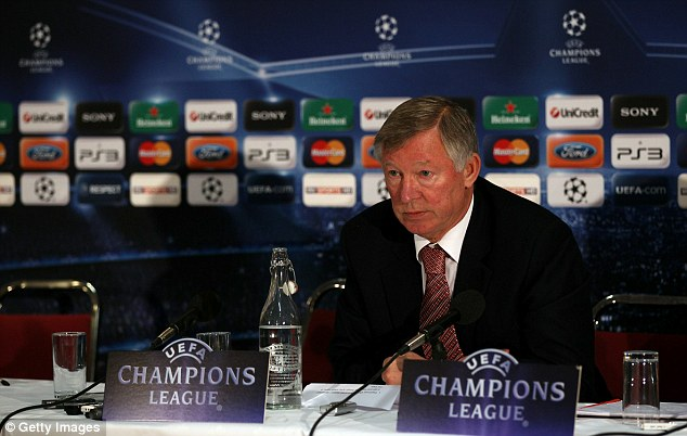 Resolved: Rooney and Sir Alex Ferguson eventually resolved their differences