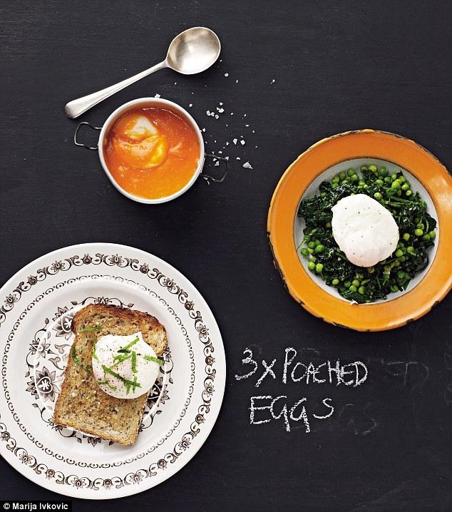 Eggy breakfast bombs
