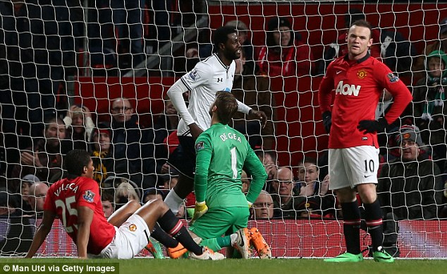 No hurry: At the end of last season United enraged Rooney insisting there was no hurry to open negotiations