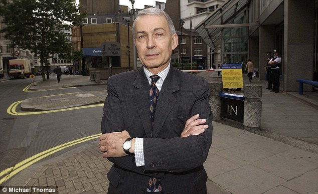 Outraged: Labour MP Frank Field, who advises the Government on combating poverty, said the charges - which range from 75p to £10 - are 'a rip-off that makes Wonga look like Santa Claus'