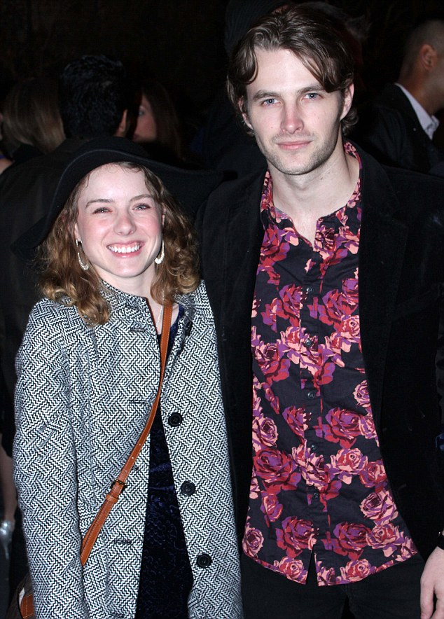 Shameless: Laura Wiggins was also at the thrilling event with her actor boyfriend James Preston