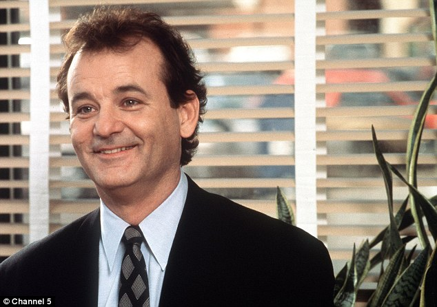 Groundhog Day: Bill Murray in the 1993 film of the same name