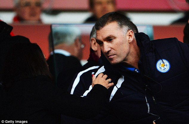 Game-changer: Nigel Pearson's double change almost turned the match with goalscorer Nugent one of them