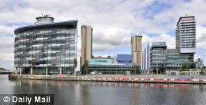 Manchester gets BBC boost