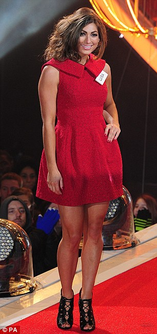 Can she win? Luisa famously came second when she starred in The Apprentice last year