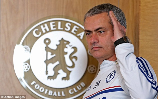 Abroad: Jose Mourinho insists there are too many foreign managers in the Premier League at the moment