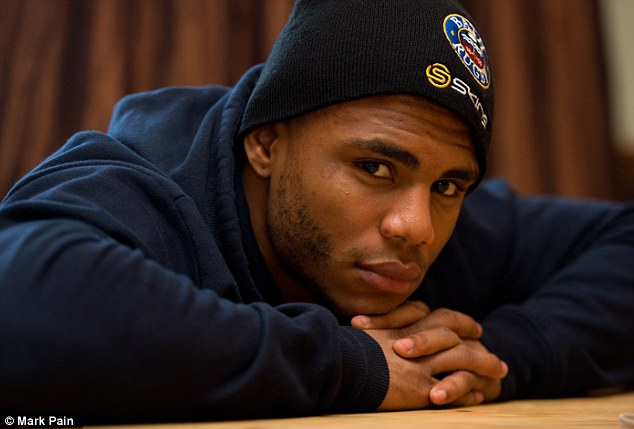 Reflective: Kyle Eastmond is anxious to set the record straight after walking out midway through a game for Bath