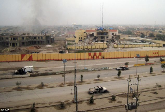 Response: The Iraqi army is surrounding Fallujah, and has deployed tanks and artillery ahead of an all-out military assault to retake the city