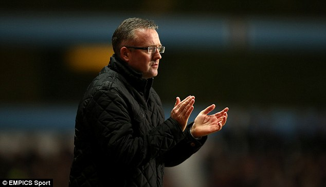 All about survival: Paul Lambert is not the only manager who doesn't make the FA Cup a priority