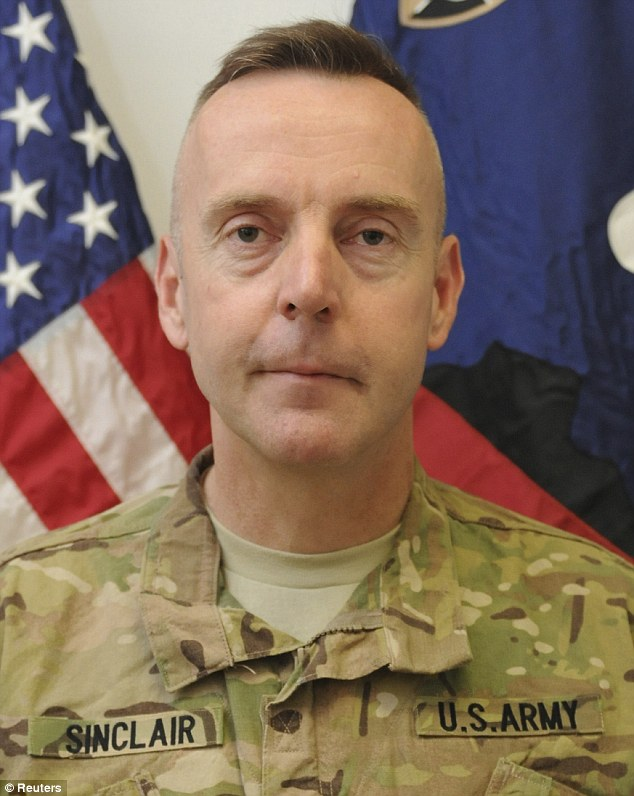 Court-martialed: Brigadier General Jeffrey Sinclair, a U.S. Army general is facing charges of forcible sodomy and engaging in inappropriate relationships