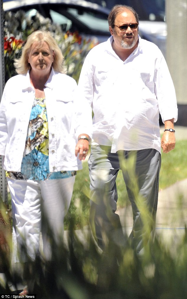 Tragic: Reality TV star Scott Disick's father Jeffrey has died, less than three months after Scott's mother Bonnie passed away. Both were 63