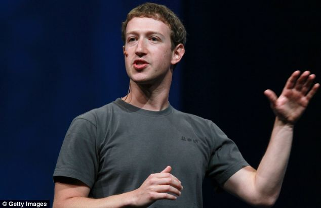 Mark Zuckerberg (pictured) has said it drives him 'crazy' when people claim that he is just out to make money with Facebook¿s new advertising blitz, despite making $2.3bn last year from the social network. Mr Zuckerberg claims he simply wants to connect people and not line his pocket