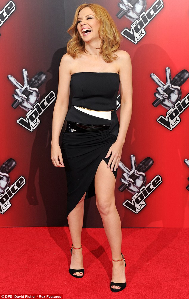 Can't get her out of our heads! Kylie looked more glam than ever at the launch