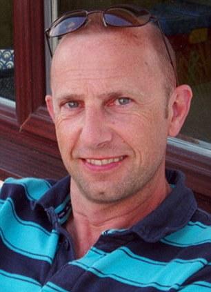 Former RAF officer Mark De Salis
