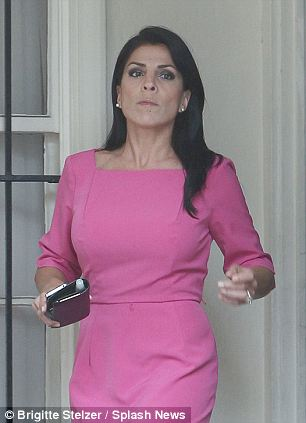 Launching her attack: Jill Kelley is now suing three government agencies and a number of officials demanding an apology for bringing her into the Petraeus scandal