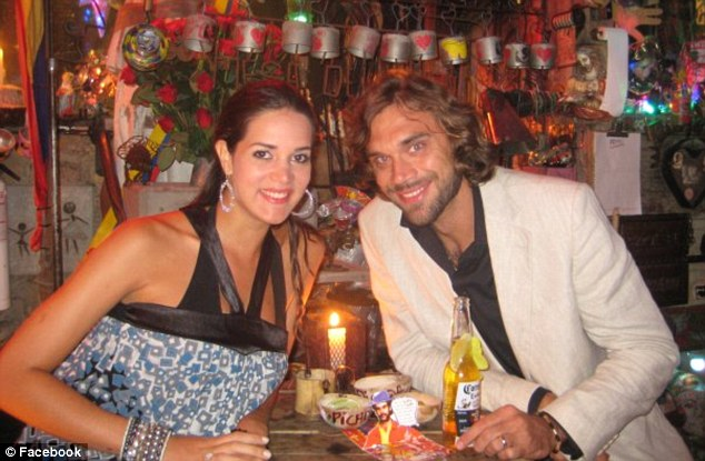 Loving: Former Miss Venezuela Monica Spear Mootz and Thomas Berry had maintained a good relationship following their divorce and family say they were close to getting back together for the sake of Maya